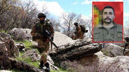Yunanistan'da eğitilen PKK'lı terörist etkisiz hale getirildi