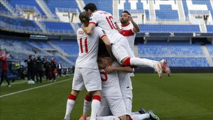 Türkiye, Norveç'i deplasmanda 3-0 mağlup  etti