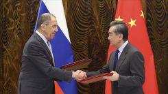 Rusya yaptırım baskısını artıran Batı'ya karşı Çin ile safları sıklaştırmak istiyor