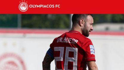 Mathieu Valbuena, 1 yıl daha Olympiakos'ta