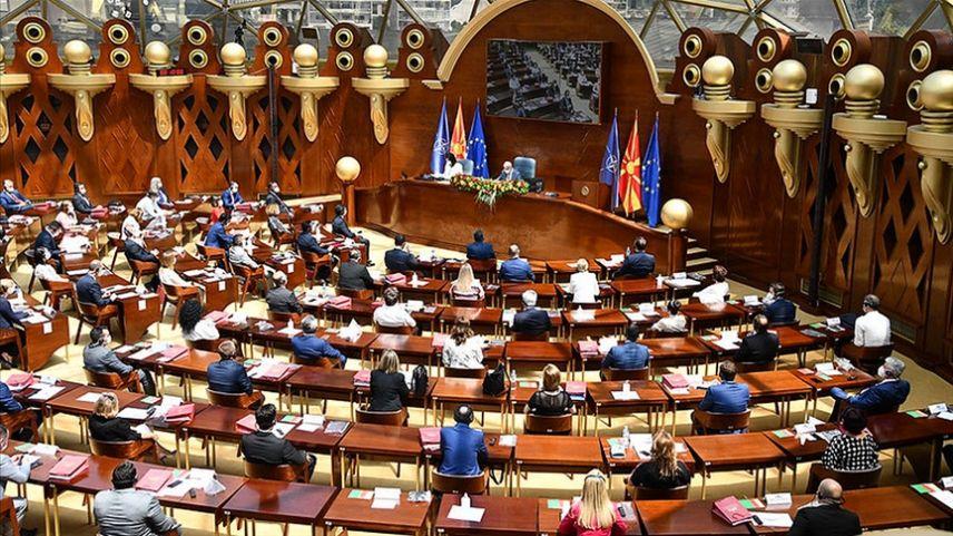 FETÖ'nün Makedonya'daki yapısı ve işleyişi meclisin gündeminde