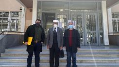 İskeçe Müftüsü Ahmet Mete savcılığa ifade verdi