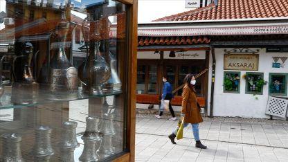Bosna Hersek'te salgının başından beri en yüksek günlük vaka sayısı kaydedildi