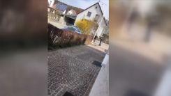 Almanya'da polisin silahla vurduğu Türk ağır yaralandı