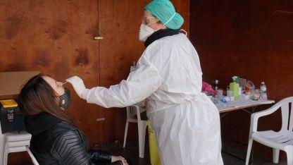Gümülcine'de bugün 127 vatandaş rapid testi yaptırdı