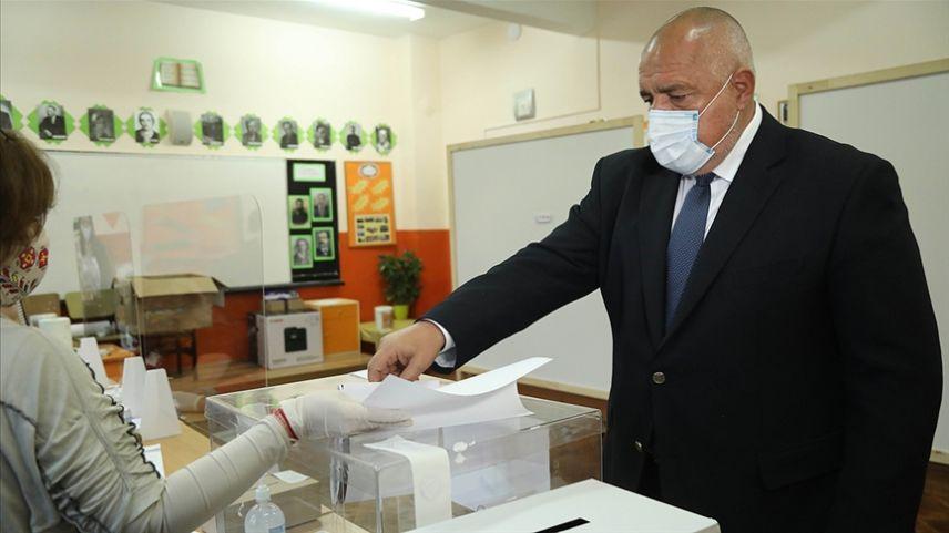 Bulgaristan'daki seçimi Başbakan Borisov'un partisi kazandı