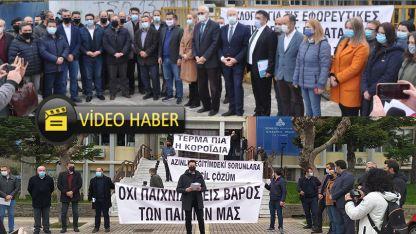Encümen Seçimleri için Gümülcine ve İskeçe'de eylem yapıldı