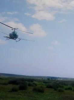 Rodop bölgesinde sivrisineklerle mücadele başladı