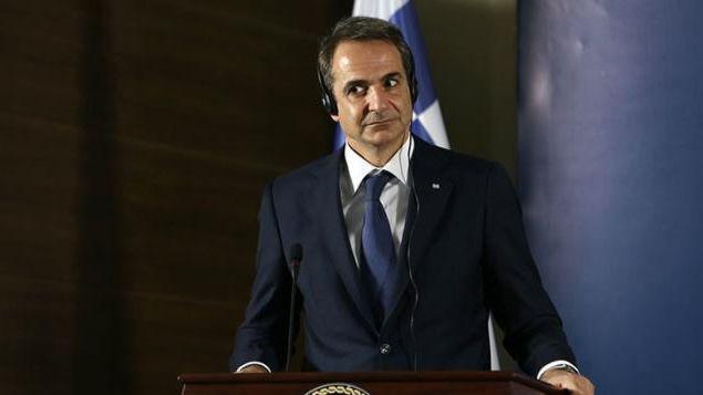 Miçotakis: Türkiye-Libya mutabakatı bizim için yok hükmündedir