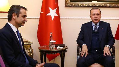 Miçotakis: Görüşmelerin seyri Türkiye'nin tutumuna bağlı