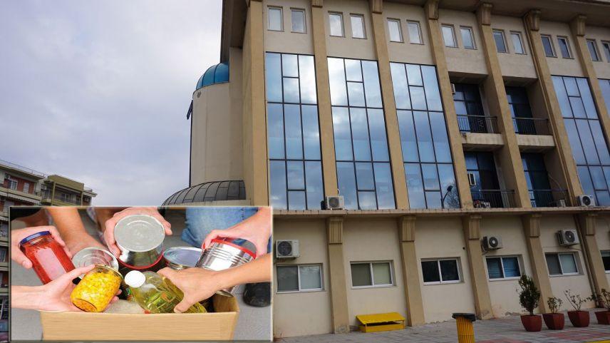 Gümülcine Belediyesi gıda yardımlarını gelecek hafta dağıtacak
