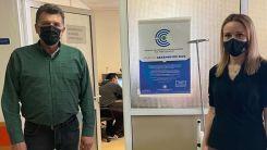 Milletvekili Burhan Baran Kovid-19 aşısını yaptırdı