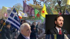 Fahrettin Altun, Yunanistan'ın PKK'ya destek verdiğini söyledi