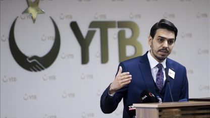 YTB Başkanı Eren'den PKK'lıların Türk toplumuna yönelik saldırılarına karşı Fransa'ya çağrı