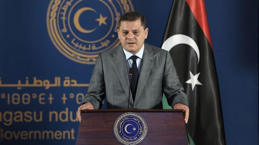 Libya Başbakanı Dibeybe, 14 bakanla birlikte Türkiye'de temaslarda bulunacak