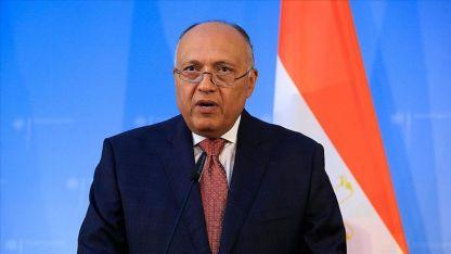 Mısır: Türkiye ile ilişkileri geliştirmek istiyoruz
