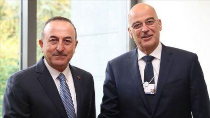 Yunanistan Dışişleri Bakanı Dendias, Türkiye'ye gidiyor