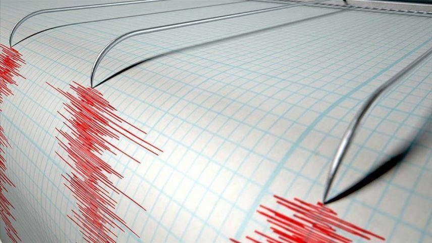 Türkiye'de 5,1 büyüklüğünde deprem