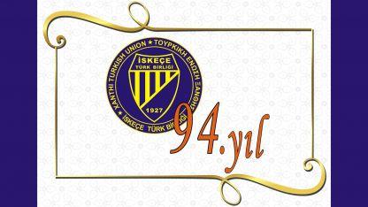 İskeçe Türk Birliği 94. yılını kutluyor