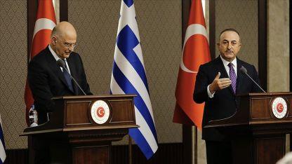 Çavuşoğlu: Yunanistan'la sorunların yapıcı diyalog yoluyla çözülebileceğine inanıyoruz