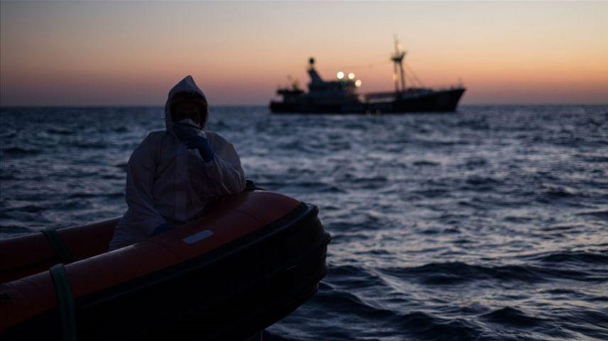 Göçmen faciası: Batan teknede 1'i çocuk 41 kişi hayatını kaybetti