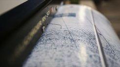 Japonya'da 5,8 büyüklüğünde deprem