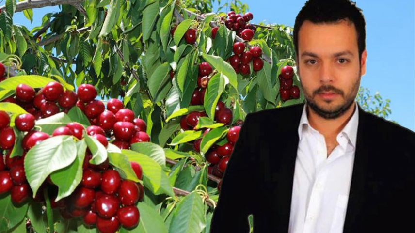 Emre Ahmet kirazcılar için Bakan Livanos'a mektup yazdı