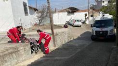 Yassıköy Belediyesi'nden yaşlılara kapından kapıya hizmet