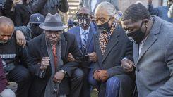 ABD'de siyahi Floyd davasında eski polis Chauvin'in suçlu bulunması memnuniyetle karşılandı