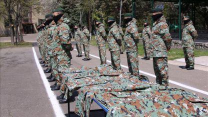 Türkiye, Kuzey Makedonya ordusuna üniforma bağışında bulundu