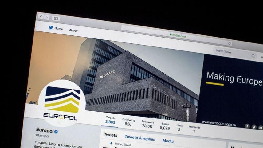Europol'den Avrupa'daki organize suç örgütlerine operasyon