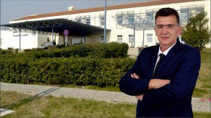 Burhan Baran İskeçe hastanesindeki yoğun bakım ünitesi için çözüm talep etti
