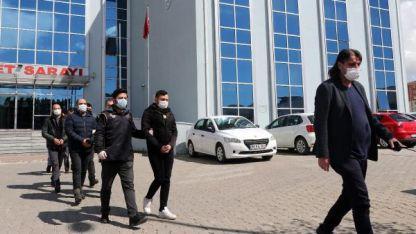 Yunanistan'a kaçarken yakalanan 4 FETÖ şüphelisi, tutuklandı