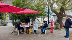 Yassıköy'de 2 kişide koronavirüs tespit edildi