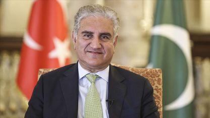 Pakistan Dışişleri Bakanı Kureyşi'den 1915 olaylarına ilişkin Türkiye'ye destek