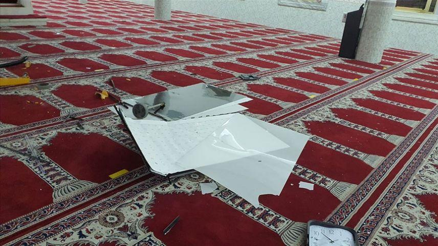 ABD'nin Minnesota eyaletindeki camiye İslamofobik saldırı