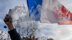 Fransa'da ırkçı şiddet