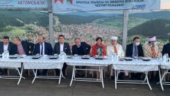 """Osmangazi Belediyesi'nden Bulgaristan'da """"Kardeşlik Sofrası"""""""