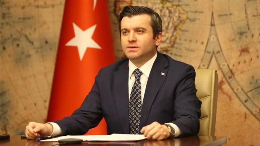 T.C. Dışişleri Bakan Yardımcısı Kıran, Selanik ve Batı Trakya'yı ziyaret edecek