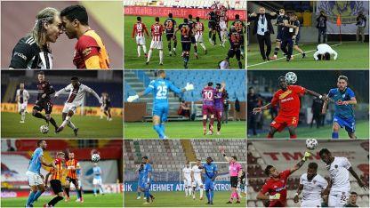 40. hafta maçları sonrası Türkiye Süper Lig'de görünüm