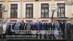 Türkiye Dışişleri Bakan Yardımcısı Kıran'dan Selanik ve Batı Trakya ziyareti