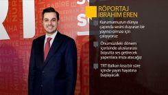 """Eren: """"TRT Balkan kısa bir süre içinde yayın hayatına başlayacak"""""""
