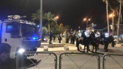 İsrail polisi Şam Kapısı'nda Filistinlilere saldırdı