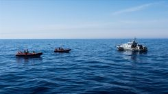 Yunanistan ve Frontex'in Ege'deki sığınmacıları 'geri itmeleri' Avrupa Parlamentosu'nda görüşüldü