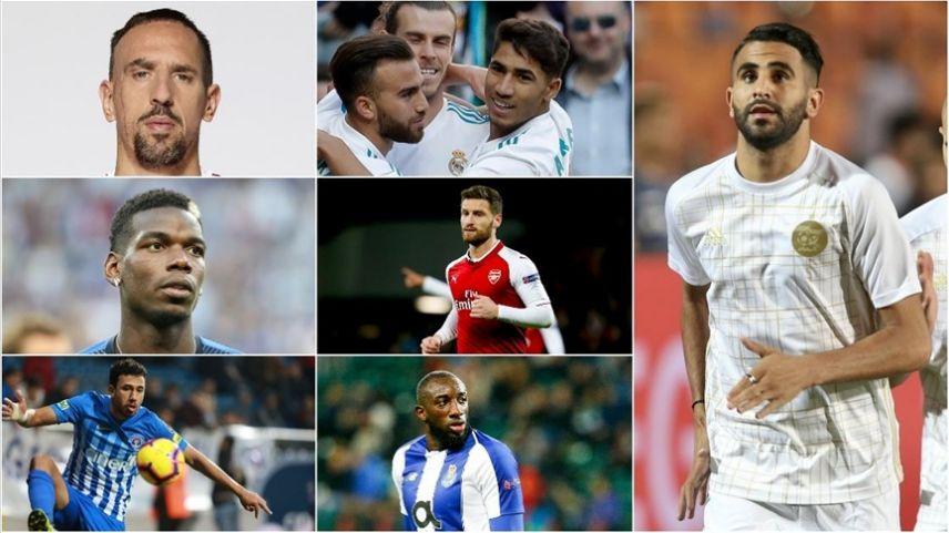 Dünyaca ünlü futbolcular sosyal medya paylaşımlarıyla Filistin'e destek verdi