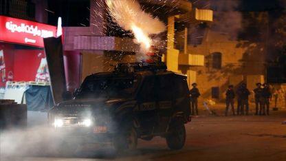 İsrail ordusu Batı Şeria'da bir Filistinliyi şehit etti
