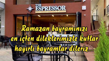 THE ESPRESSOR sahibi KABZA KARDEŞLER'den Ramazan Bayramı kutlaması