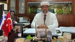 İskeçe Müftüsü Ahmet Mete'den Ramazan Bayramı mesajı