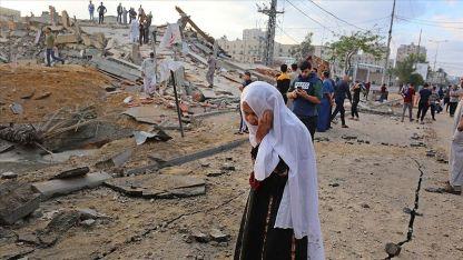 İsrail'in saldırıları sürüyor: Şehit sayısı 103'e yükseldi