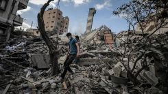 İsrail'in Gazze Şeridi'nde katlettiği insan sayısı 227'ye yükseldi